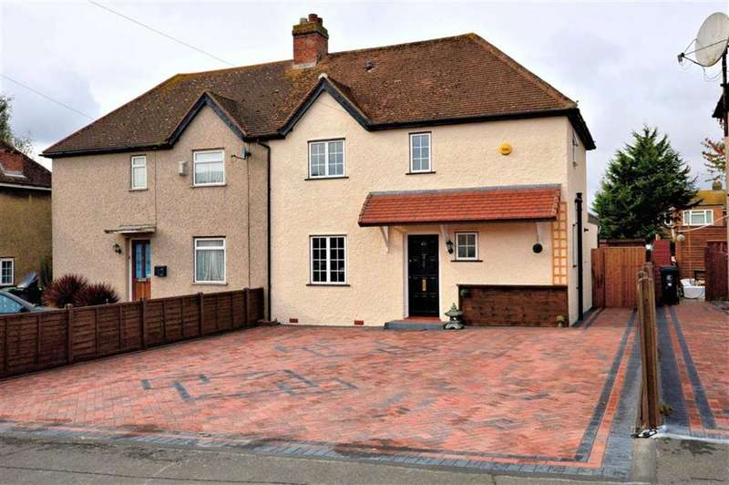 3 Bedrooms Property for sale in School Green Lane, North Weald