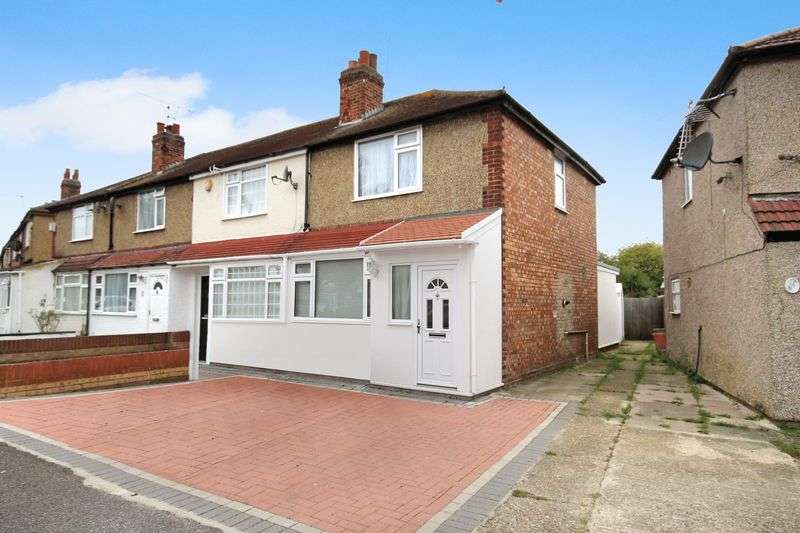 2 Bedrooms Semi Detached House for sale in Warwick Crescent