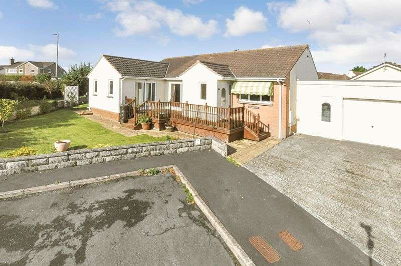 2 Bedrooms Detached Bungalow for sale in Darran Close, Kingsteignton