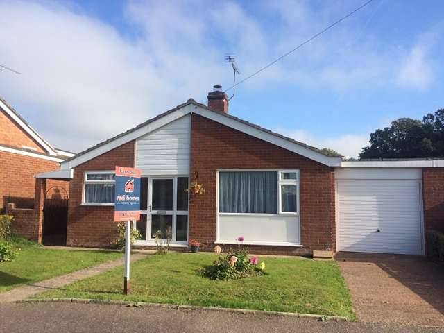3 Bedrooms Bungalow for sale in 24 Mount View, Feniton