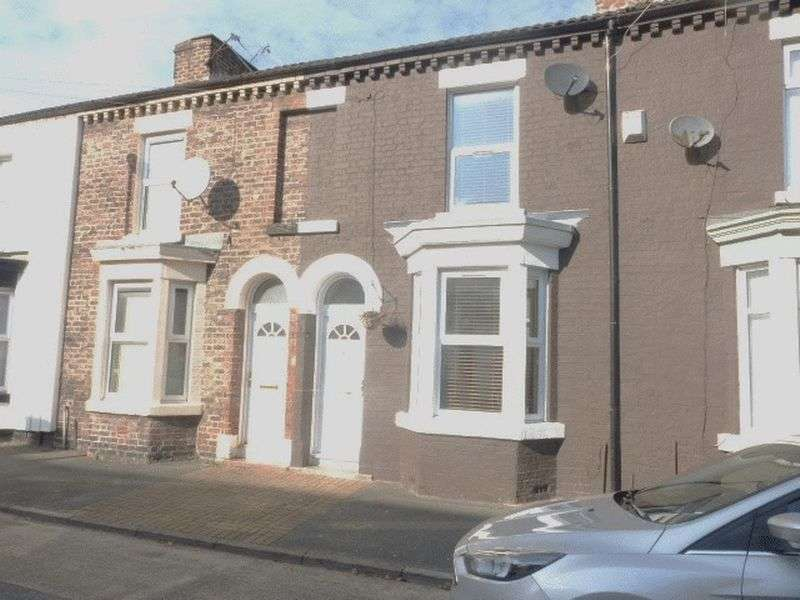 2 Bedrooms Terraced House for sale in Geraint Street, Liverpool