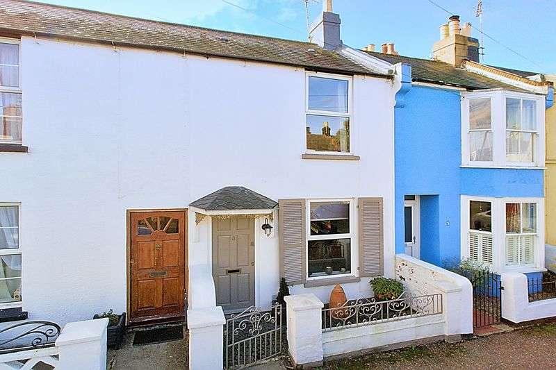 2 Bedrooms Terraced House for sale in Wood Street, Aldwick, PO21