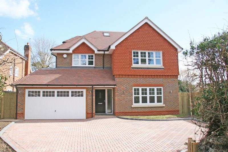 5 Bedrooms Detached House for sale in Green Lane, Farnham Common, Buckinghamshire SL2
