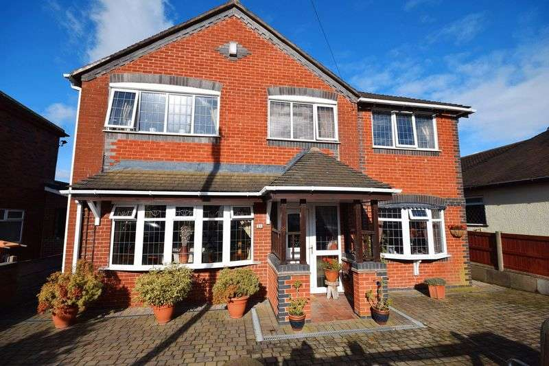 4 Bedrooms Detached House for sale in Mellor Street, Stoke-On-Trent