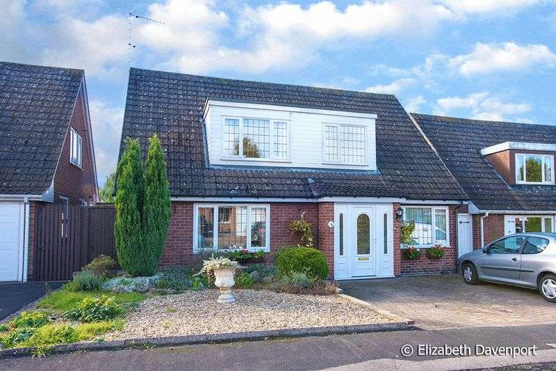 2 Bedrooms Detached House for sale in Manor Drive, Stretton On Dunsmore