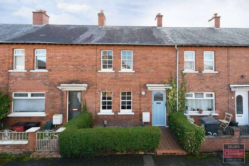 2 Bedrooms Terraced House for sale in 28 Florenceville Drive, Belfast, BT7 3GY