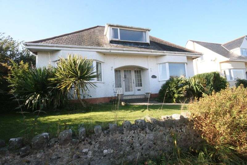 4 Bedrooms Detached Bungalow for sale in Benllech, Anglesey