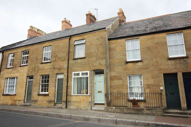2 Bedrooms Terraced House for sale in West Street, Ilminster