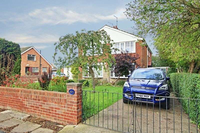 3 Bedrooms Semi Detached House for sale in Hooks Lane, Thorngumbald