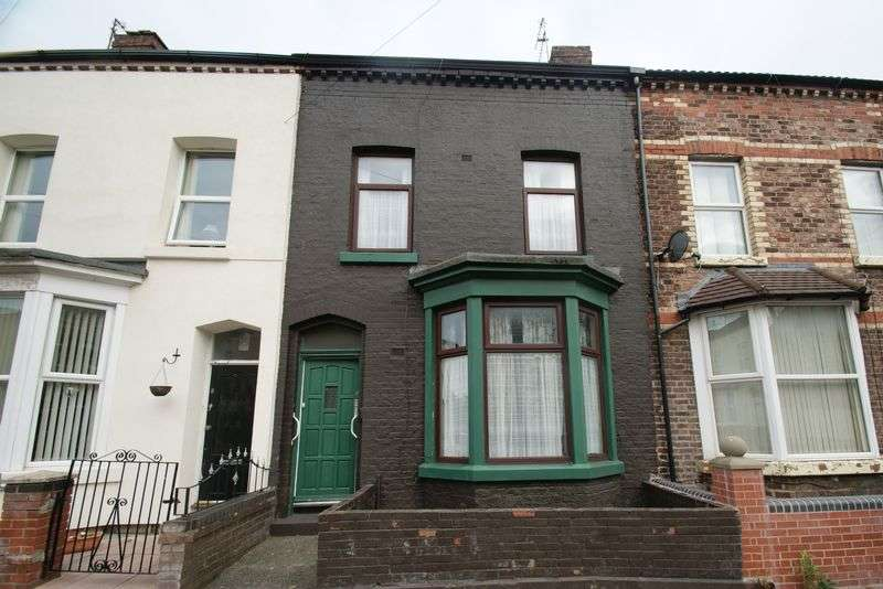 4 Bedrooms Terraced House for sale in Canon Road, Liverpool