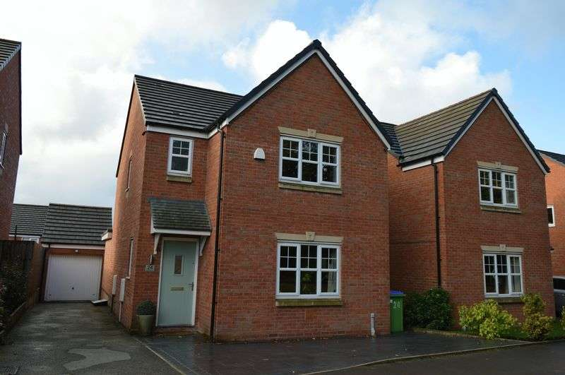 3 Bedrooms Detached House for sale in Joseph Lister Drive, Rochdale