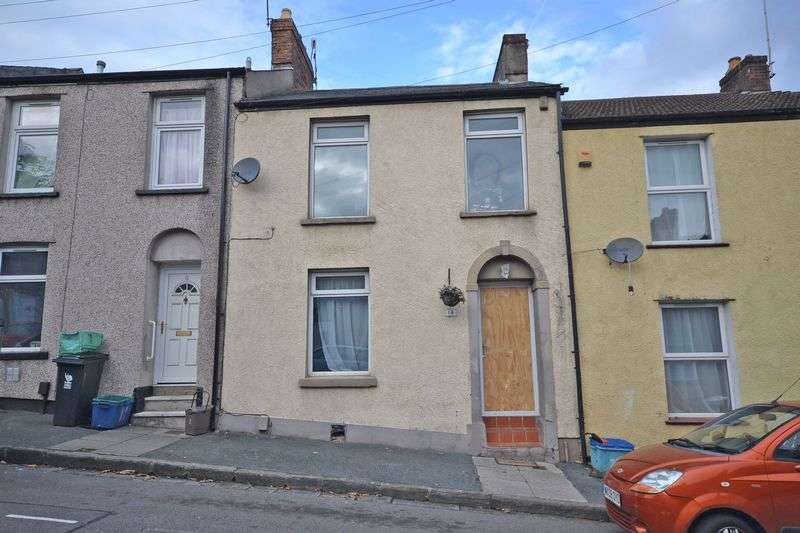 3 Bedrooms Terraced House for sale in Blewitt Street, Newport