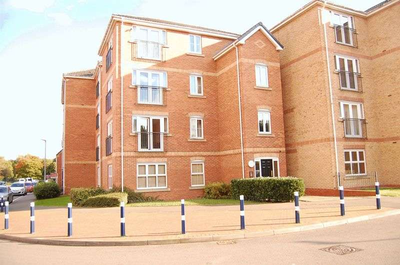 1 Bedroom Flat for sale in Thunderbolt Way, Tipton