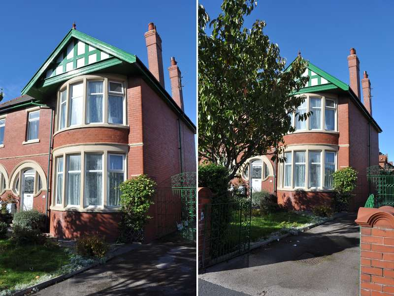 3 Bedrooms Semi Detached House for sale in Watson Road, South Shore, Blackpool, FY4 2DB