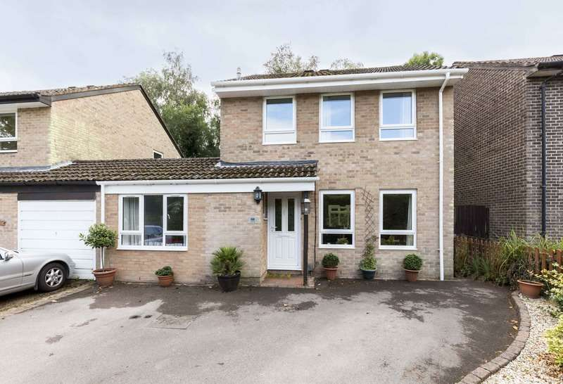 4 Bedrooms Link Detached House for sale in allbrook knoll, eastleigh, Hampshire, SO50