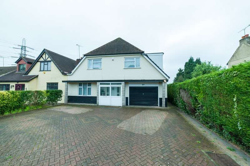 5 Bedrooms Link Detached House for sale in Old nazeing road, Broxbourne, Hertfordshire, EN10