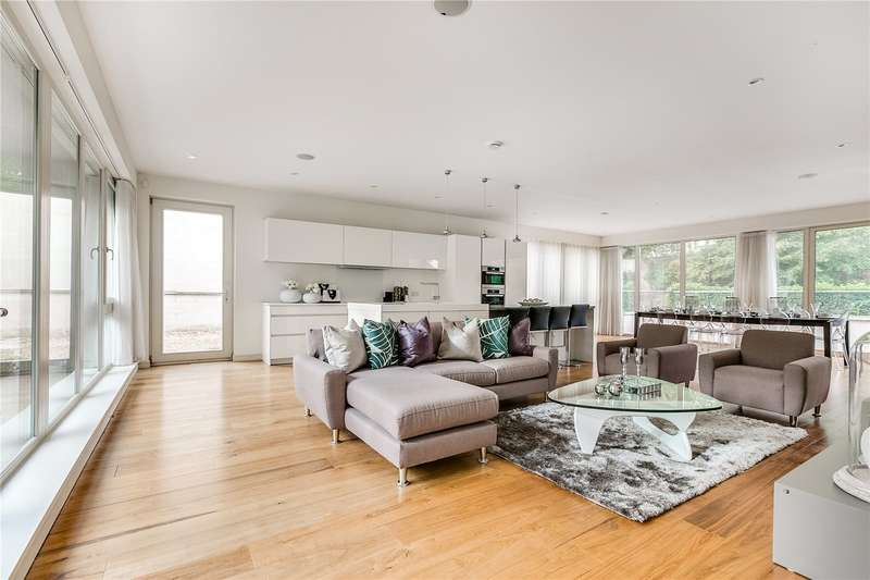 7 Bedrooms House for sale in Carlile Place, Richmond, TW10