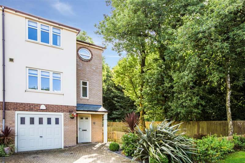 4 Bedrooms Semi Detached House for sale in Village Place, Leigh, , WN7 2AB
