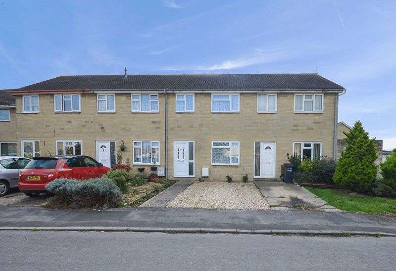 3 Bedrooms Terraced House for sale in Marwin Close, Martock