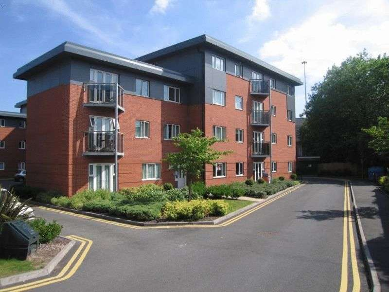2 Bedrooms Flat for sale in Conisbrough Keep, Coventry