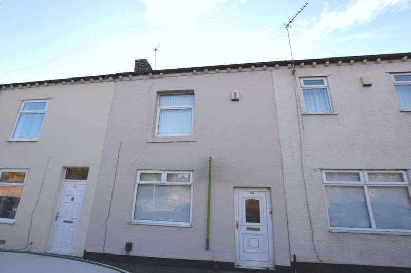 2 Bedrooms Terraced House for sale in Glynne Street, Farnworth, 2 BED TERRACE, NO UPWARD CHAIN