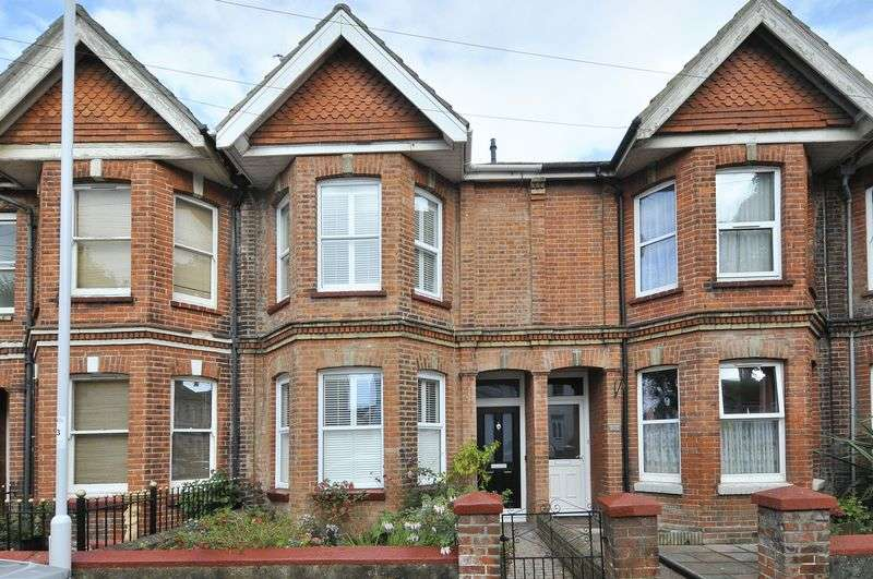 2 Bedrooms Terraced House for sale in Ashdown Road, Worthing
