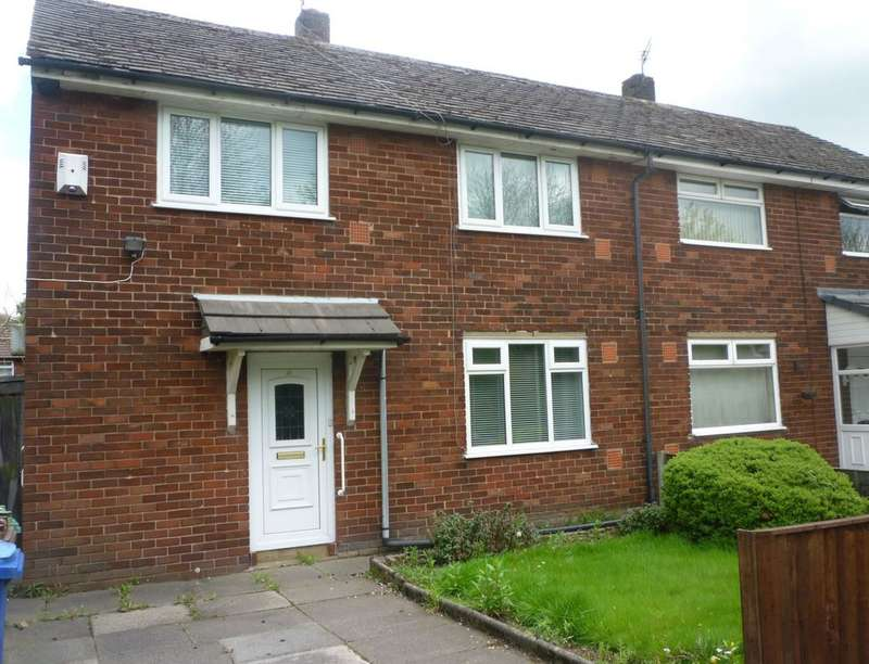 2 Bedrooms Semi Detached House for sale in Thompson Drive, Bury, BL9