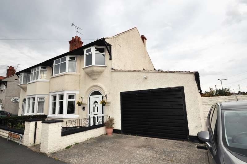 3 Bedrooms House for sale in Shrewsbury Road, Wallasey