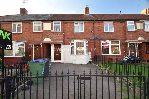 3 Bedrooms Semi Detached House for sale in Mansion Crescent, SMETHWICK, West Midlands
