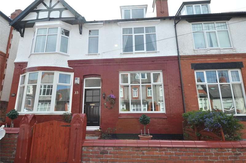 3 Bedrooms Maisonette Flat for sale in Stoneby Drive, Wallasey, Wirral