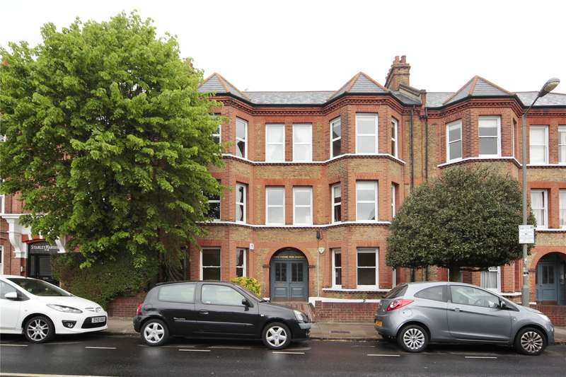 2 Bedrooms Flat for sale in Upper Tooting Park Mansions, Marius Road, London, SW17