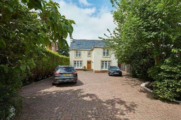 5 Bedrooms Detached House for sale in Bulkington Lane, Nuneaton