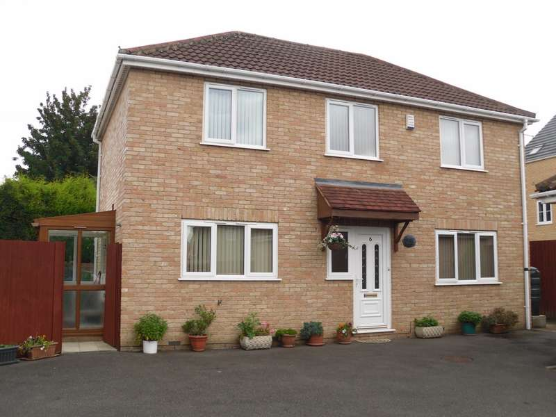 4 Bedrooms House for sale in Inhams Road, Whittlesey, PE7