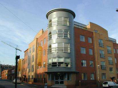 2 Bedrooms Flat for sale in Broadwalk, 6 Upper William Street, Birmingham, West Midlands