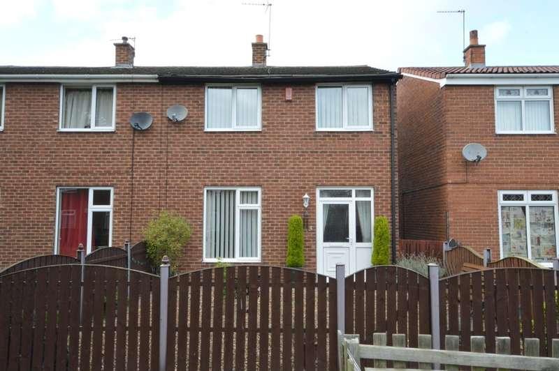 3 Bedrooms Town House for sale in Beckbridge Green, Normanton