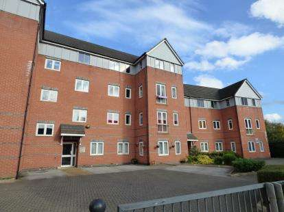 2 Bedrooms Flat for sale in Thornfield Square, Long Eaton, Nottingham