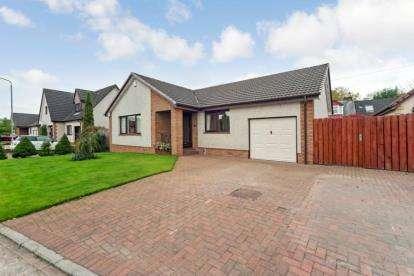 3 Bedrooms Bungalow for sale in Green Ferns, Blackwood, Lanark, South Lanarkshire