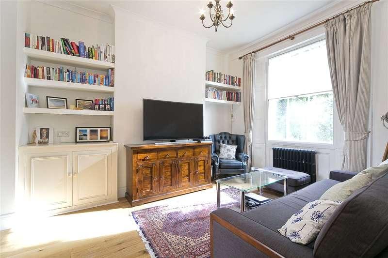 2 Bedrooms Flat for sale in Highbury Grove, Highbury, N5