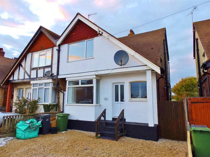 3 Bedrooms Semi Detached House for sale in Bexhill Road, Hastings
