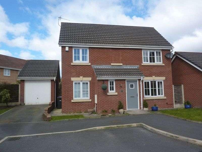 4 Bedrooms Detached House for sale in Brandforth Gardens,