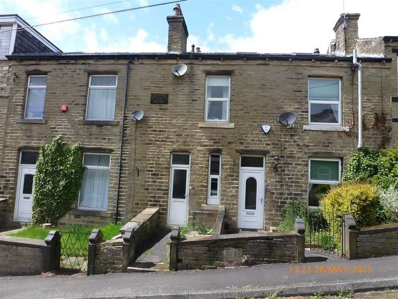 2 Bedrooms Property for sale in Spark Street, Longwood, Huddersfield