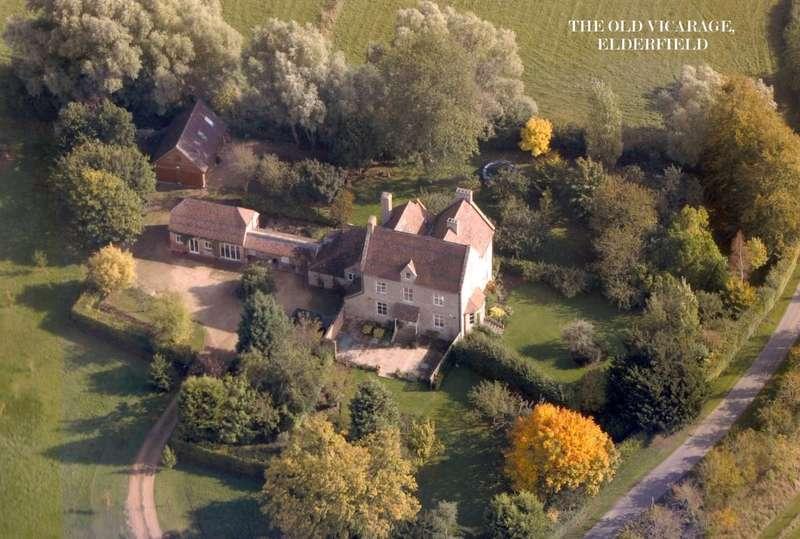 6 Bedrooms Detached House for sale in Church Lane, Eldersfield, GL19