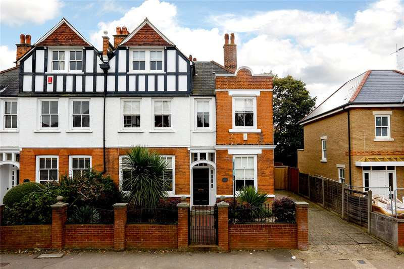 5 Bedrooms Semi Detached House for sale in Lingfield Avenue, Kingston upon Thames, KT1