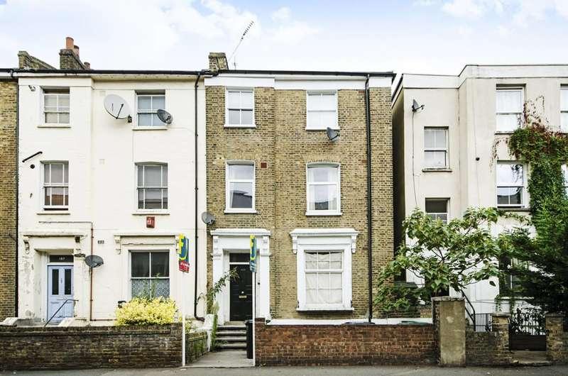 1 Bedroom Flat for sale in Richmond Road, London Fields, E8