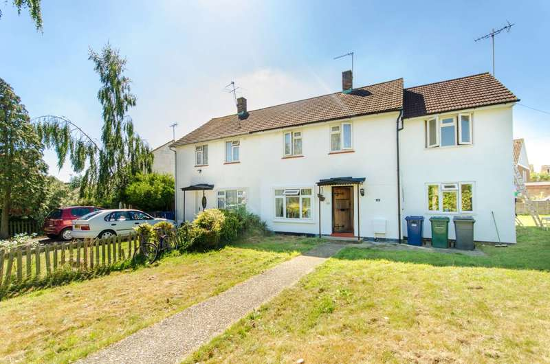 4 Bedrooms Semi Detached House for sale in Southfield, Barnet, EN5