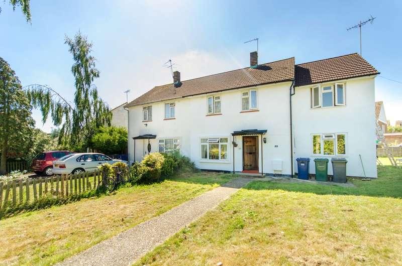4 Bedrooms Semi Detached House for sale in Southfield, Barnet, EN5