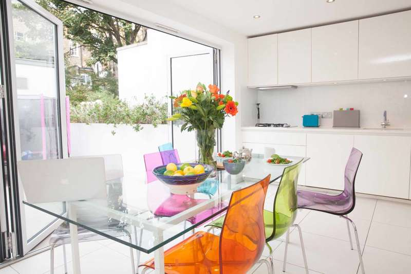 4 Bedrooms House for sale in Huntingdon Street, Barnsbury, N1