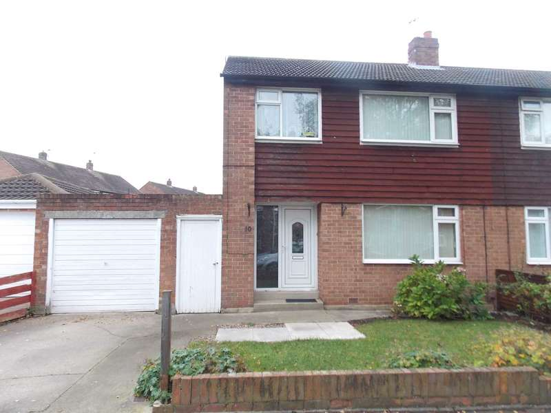 3 Bedrooms Semi Detached House for sale in Melrose Avenue Darlington