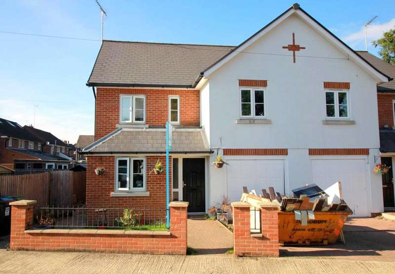 5 Bedrooms Semi Detached House for sale in New Park Mews, Hemel Hempstead