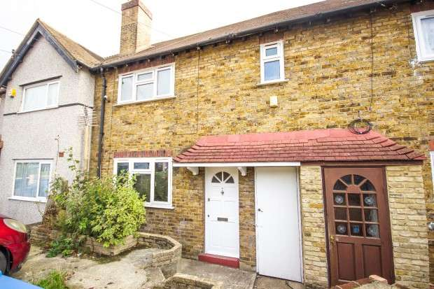 3 Bedrooms Terraced House for sale in Sibthorpe Road, London, SE12